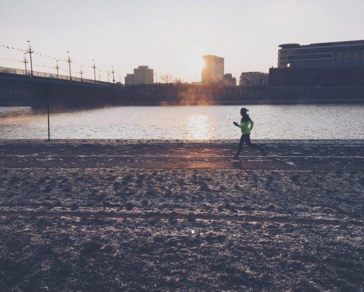 Running Girl Marlou