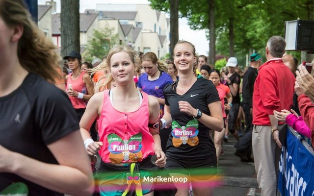 Running Girl(s) van de week: Paulien en Martine!