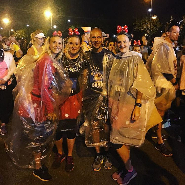 Halve marathon van Disneyland Parijs