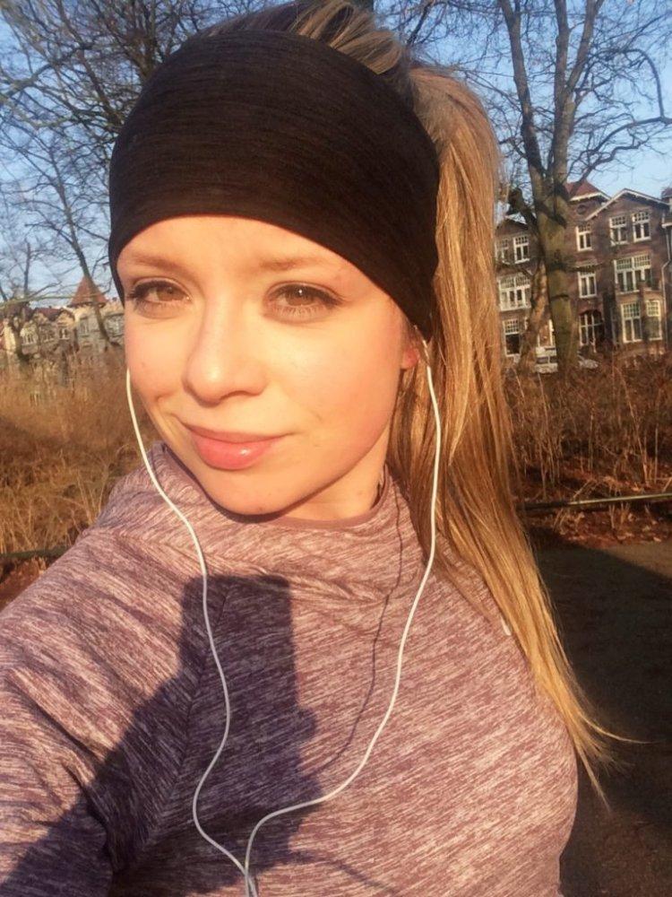 Running Girl Eleanor