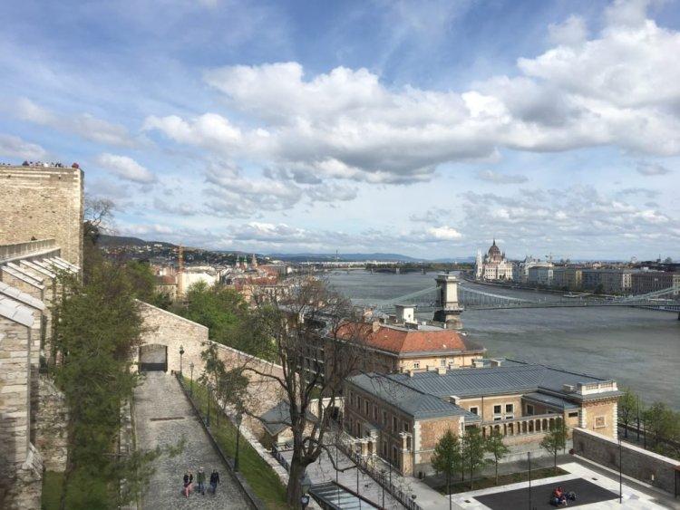 Hardlopen in Boedapest