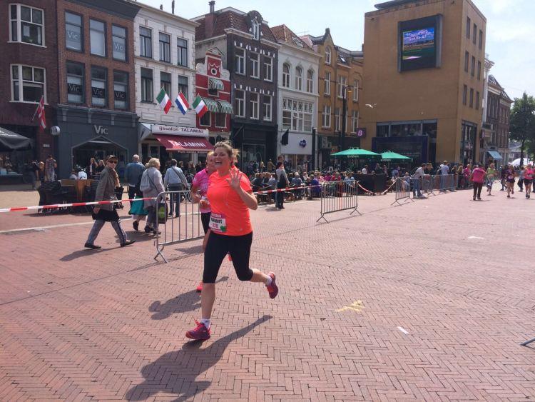 Running Girl Margriet