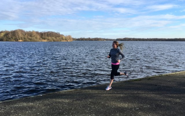 Running Girl van de week: Patrice!