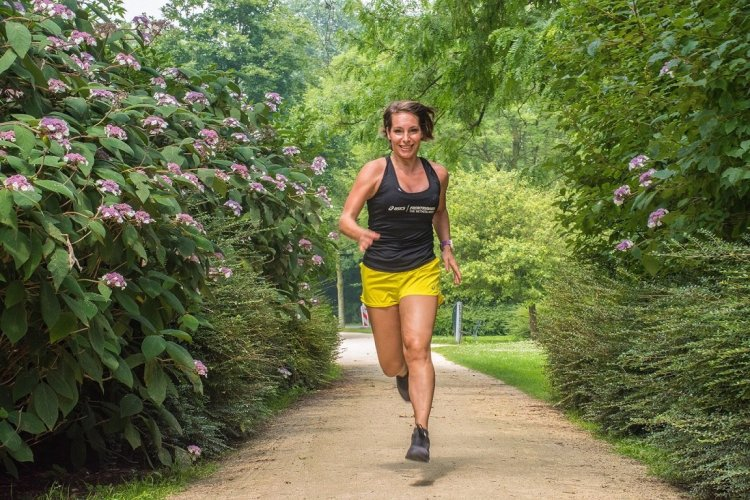 Running Girl van de week: Petra!