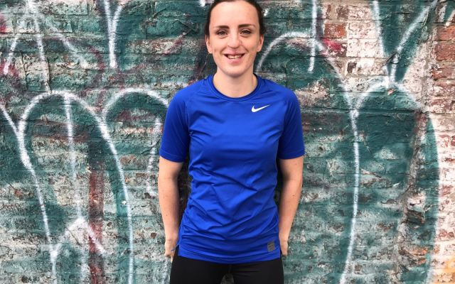 Running Girl van de week: Lydia!