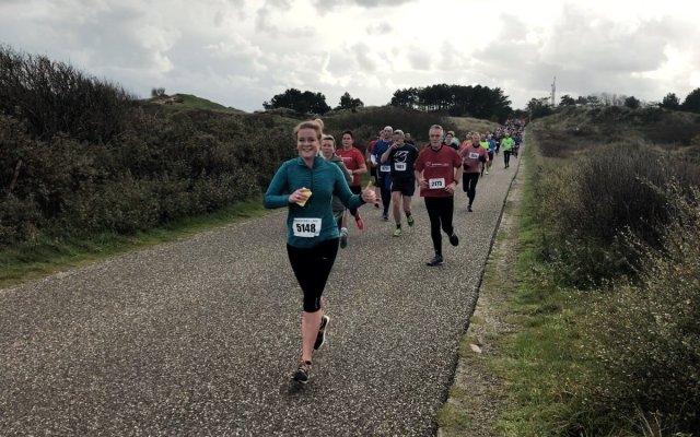 Berenloop halve marathon 2017!