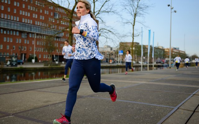 Running Girl van de week: Ana!
