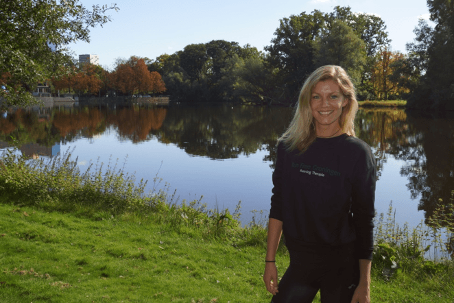 Running Girl van de week: Goudje!