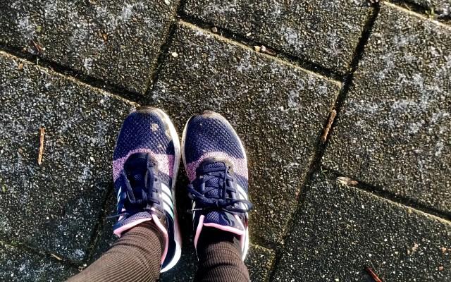5 tips voor hardlopen tijdens gladheid!