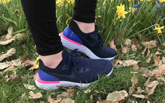 Review: Nike Epic React Flyknit!