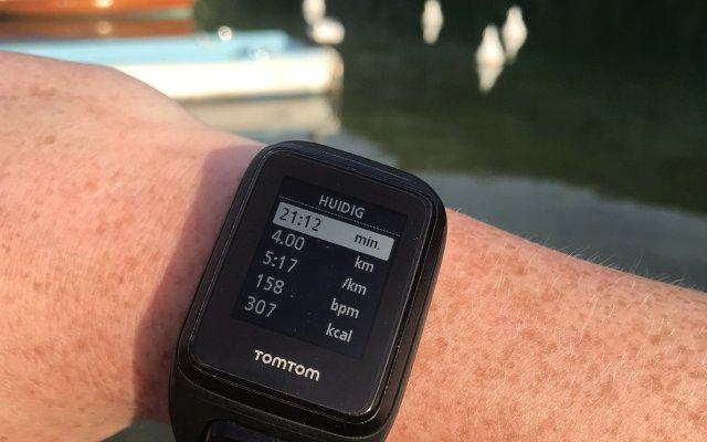 33.6 kilometer in april!