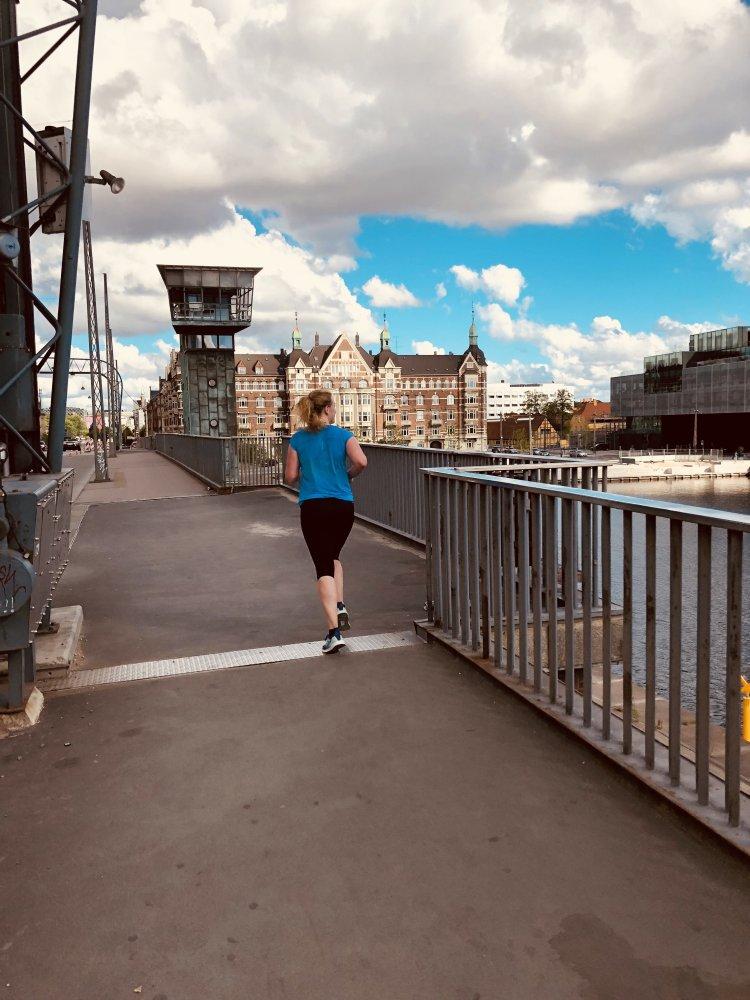 Hardlopen in Kopenhagen