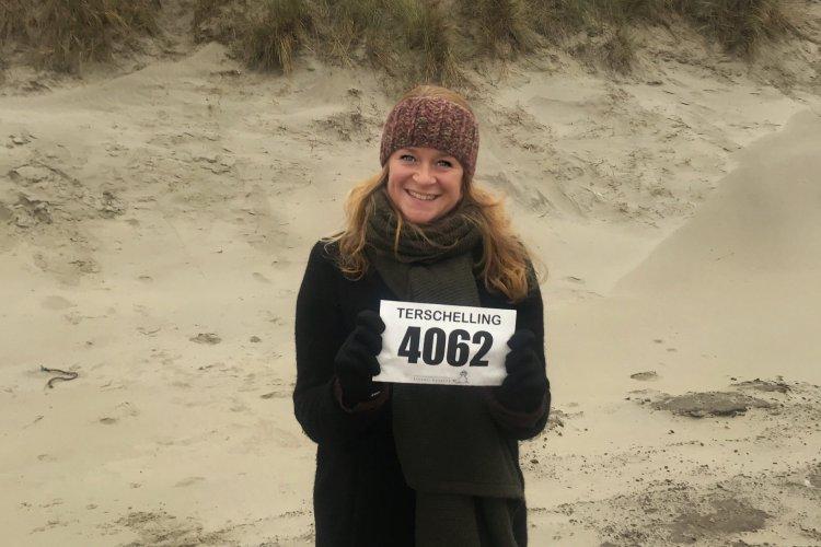 Ik ben klaar voor de Berenloop halve marathon!