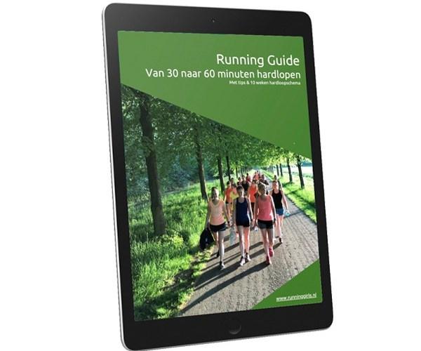 Q & A Running Guide van 30 naar 60 minuten hardlopen!