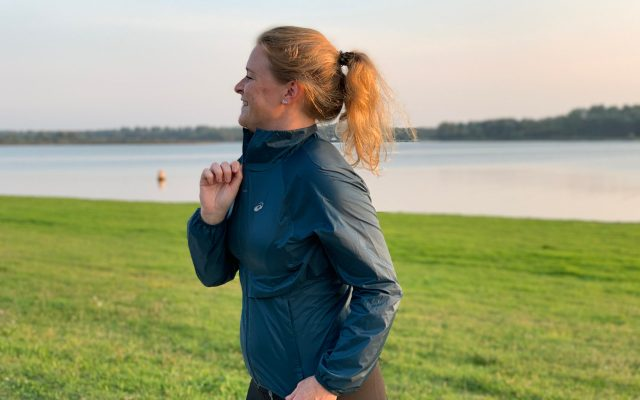 Review: ASICS New Strong Jacket!