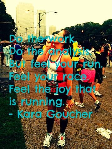 FEEL YOUR RUN!