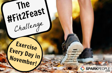 Fit2Feast challenge