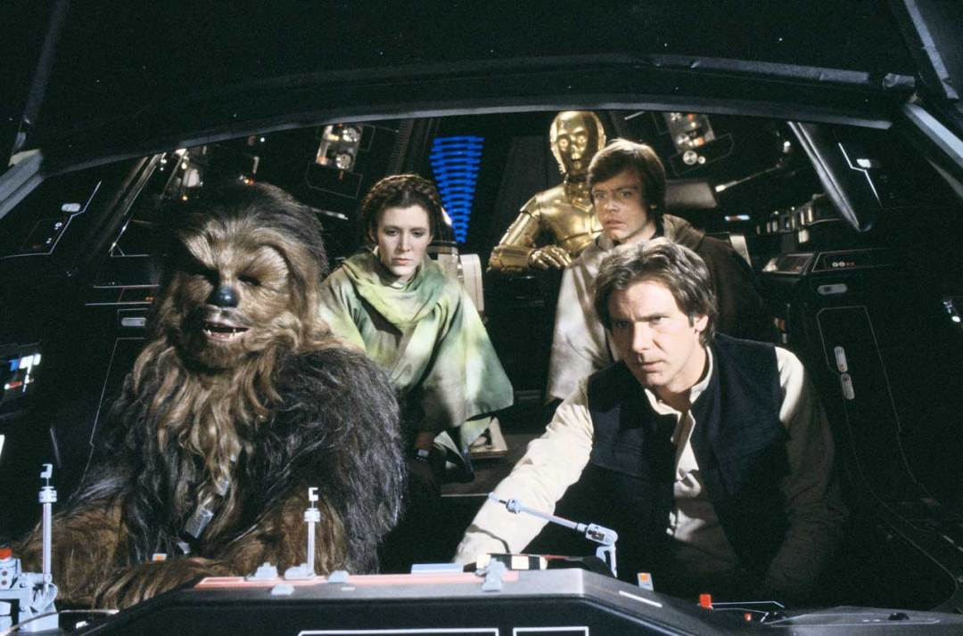 Can you find the Ultra Wookie? Photo courtesy of StarWars.com.