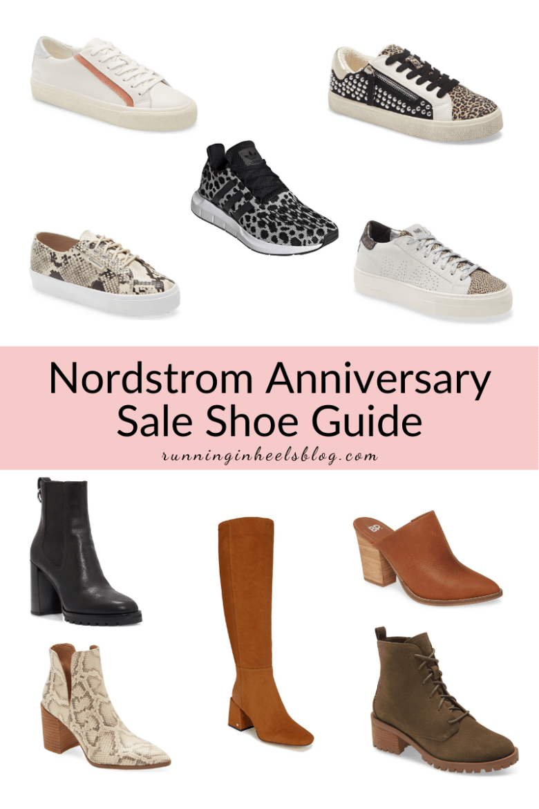 Nordstrom Anniversary Sale: Best Shoes for Women featured by top Dallas fashion blogger, Running in Heels.