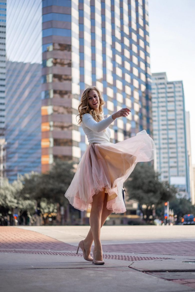 About Kasey, the woman behind Top US Fashion Blog, Running in Heels based in Dallas
