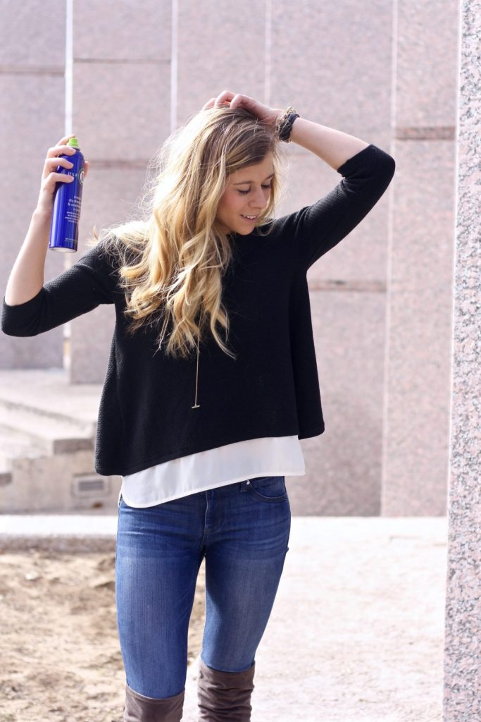 It's a 10 Miracle Dry Shampoo & Conditioner