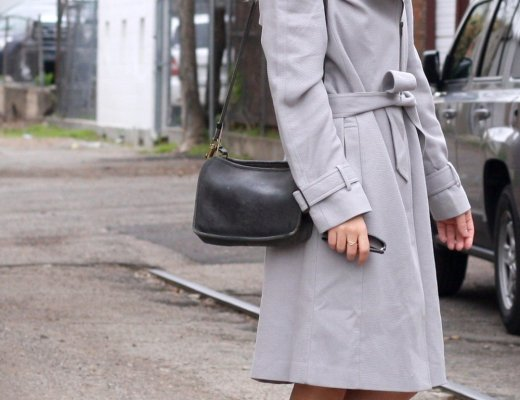 Grey Day Outfit