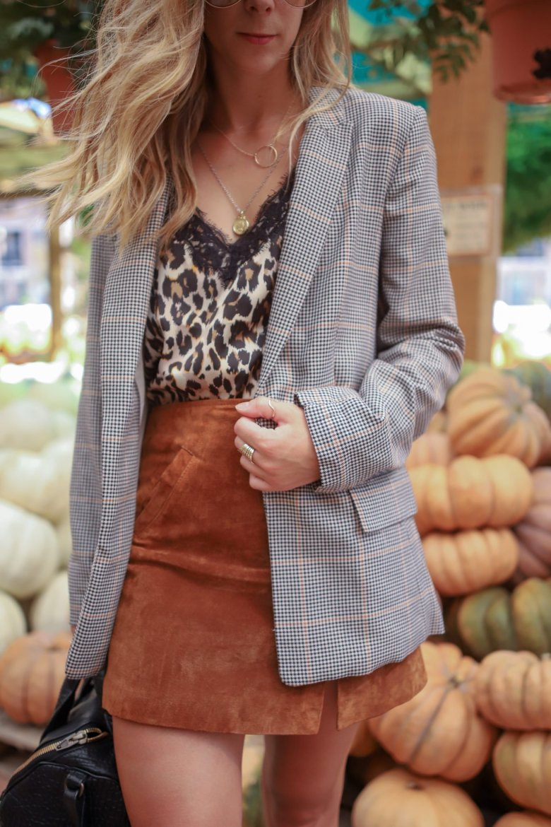 Fall Capsule Wardrobe Essentials featured by top US fashion blog, Running in Heels