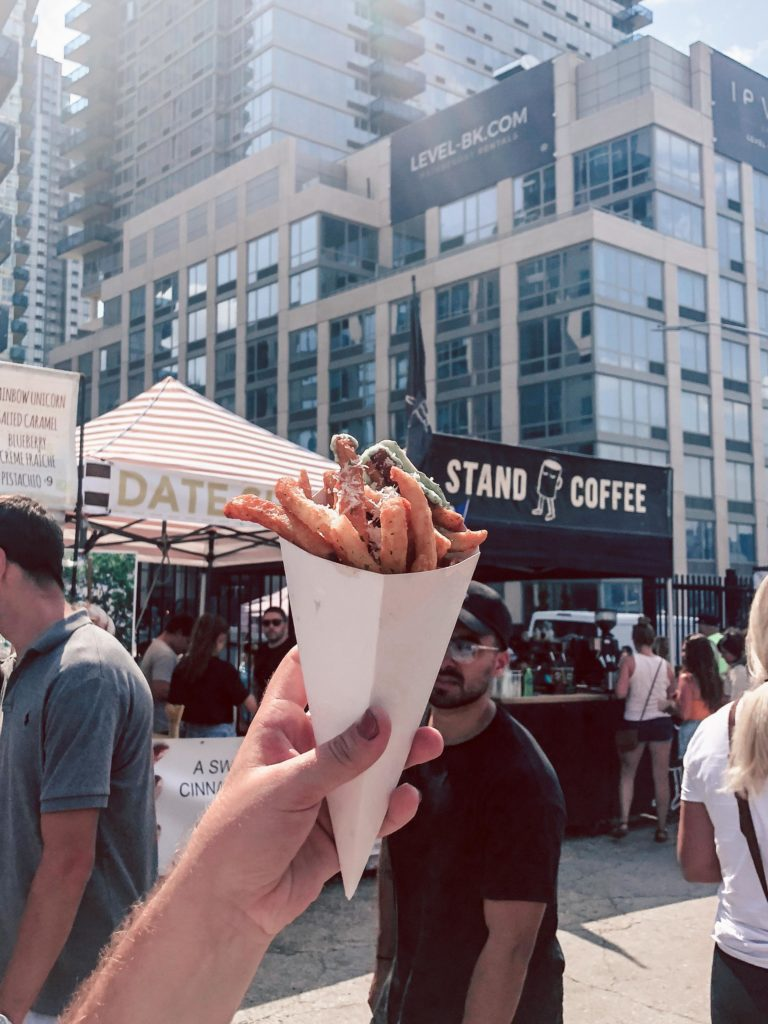Where to eat in NYC, Smorgasburg fries