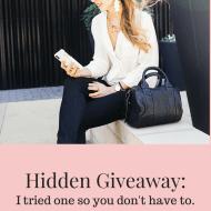 Hidden Giveaway