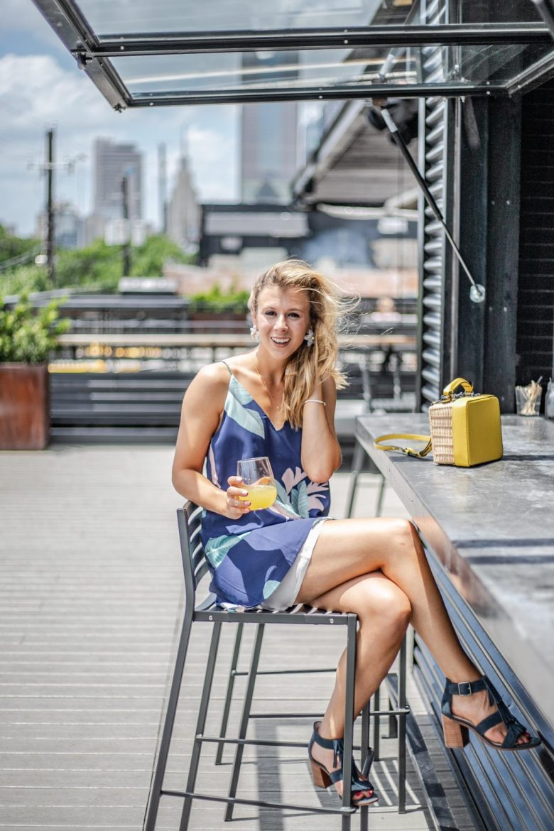 Best Rooftop Bars in Dallas featured by top Dallas blog, Running in Heels: Rooftop Brunch