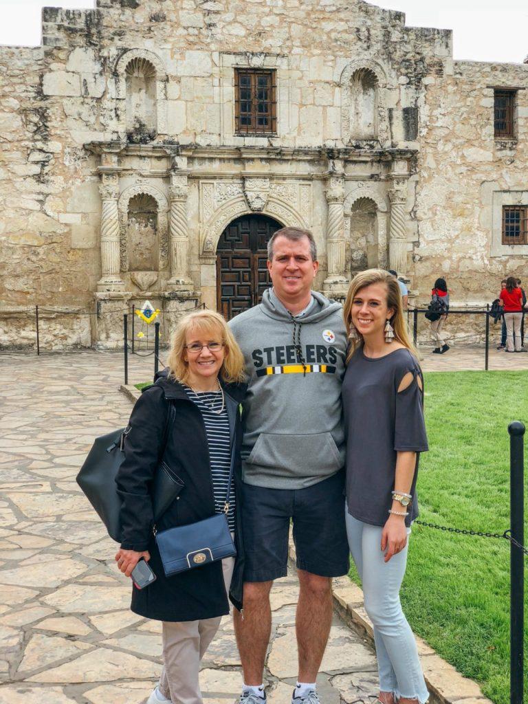 Easy weekend getaways from Dallas featured by top Dallas blog Running in Heels: San Antonio TX