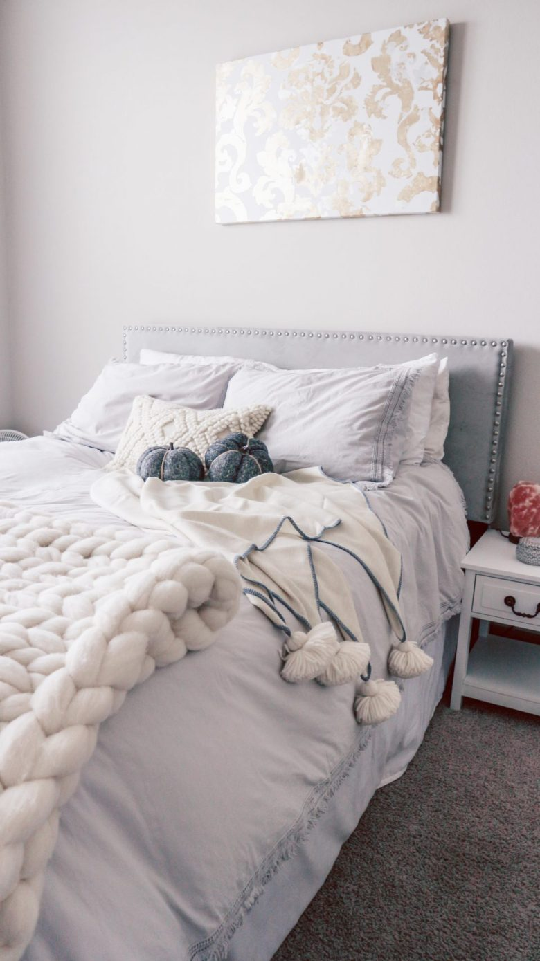 Serena and Lily Bedding Review featured by top US life and style blog, Running in Heels.