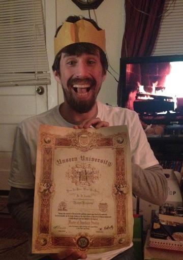 Unseen University Diploma