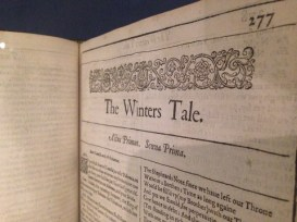 first-folio-the-winters-tale