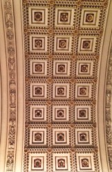 Library of Congress Rose Ceiling