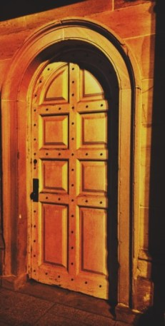 random-door