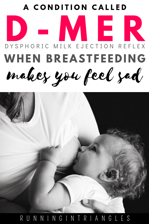 D-MER: When Breastfeeding Makes You Feel Sad