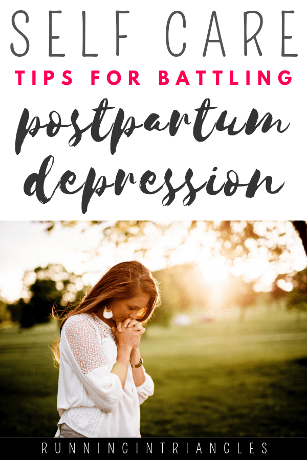 Self Care Tips for Moms With Postpartum Depression