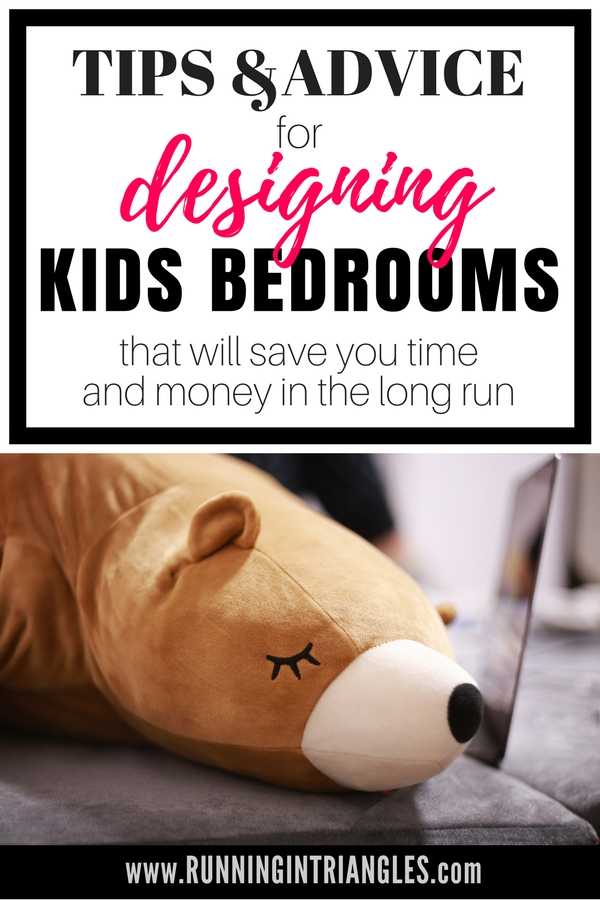 9 Awesome Tips for Decorating Children's Bedrooms Without Wasting Money