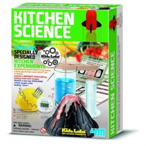 Kitchen Science by 4M