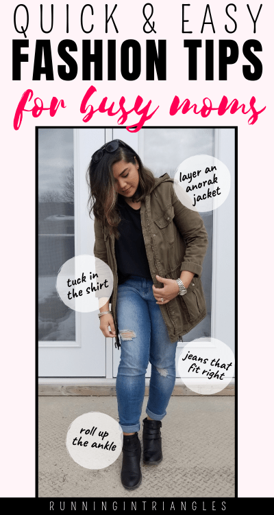 Spring Fashion Tips for Moms