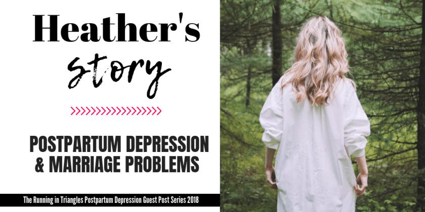 postpartum depression and divorce