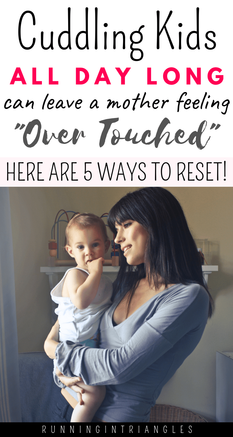 5 Things to Do When You're Feeling Over Touched
