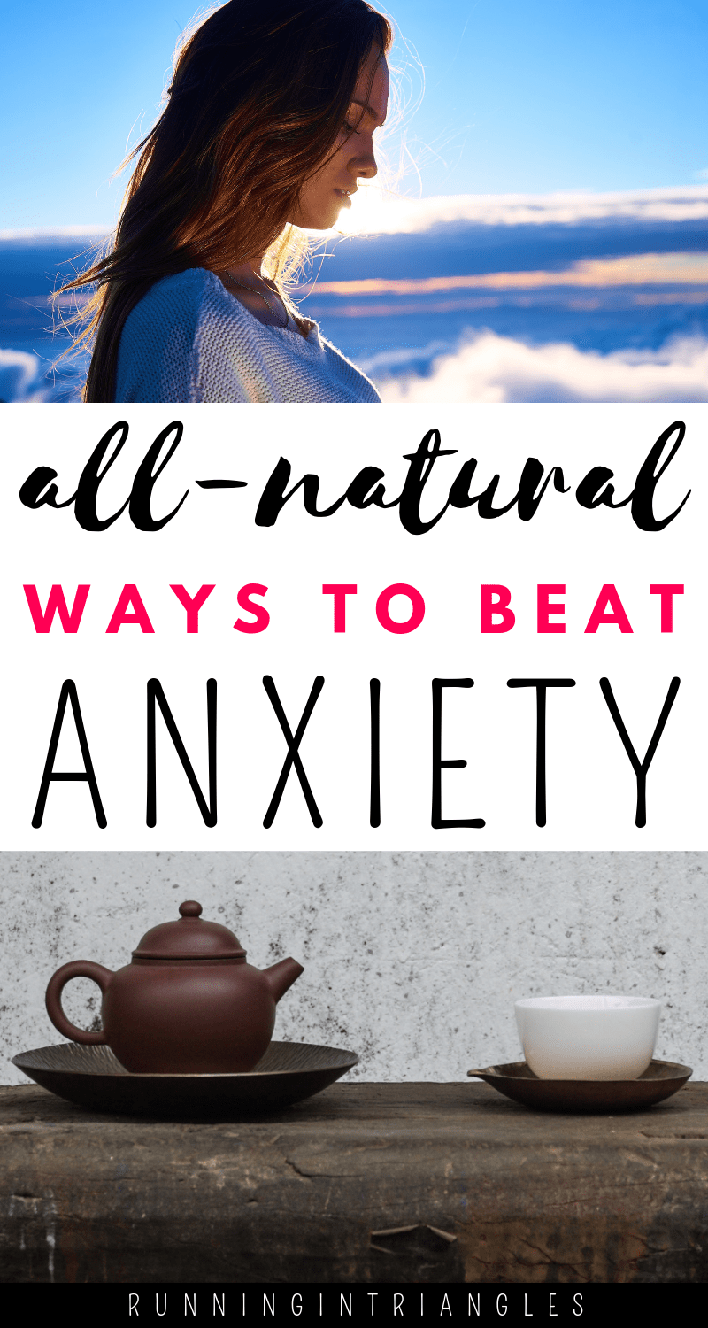 Natural Methods for Coping With Anxiety