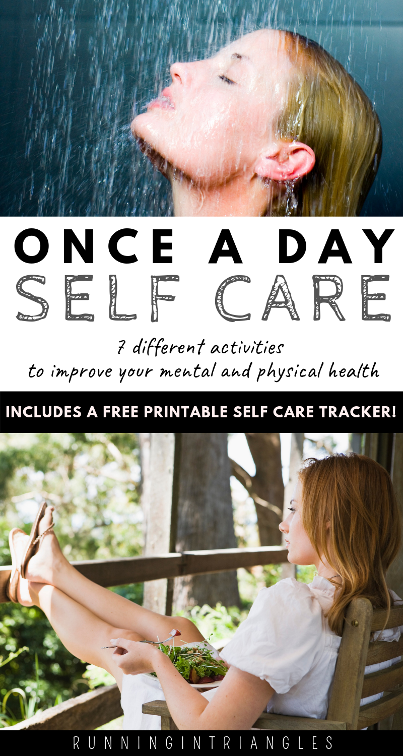 7 Days of Self Care