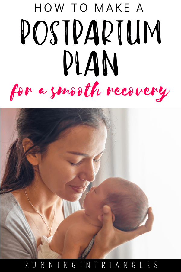 How to Make a Postpartum Plan for a Smooth Recovery