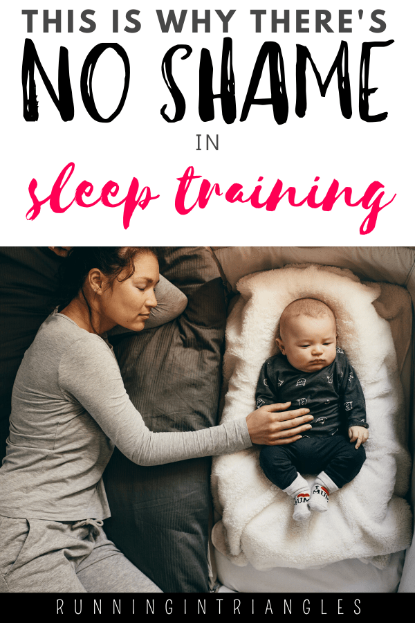 This is Why There's No Shame in Sleep Training