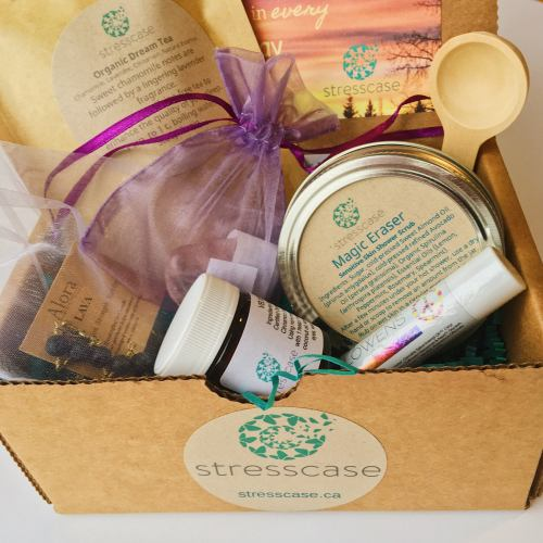 Self Care Kit - Stresscase Shop