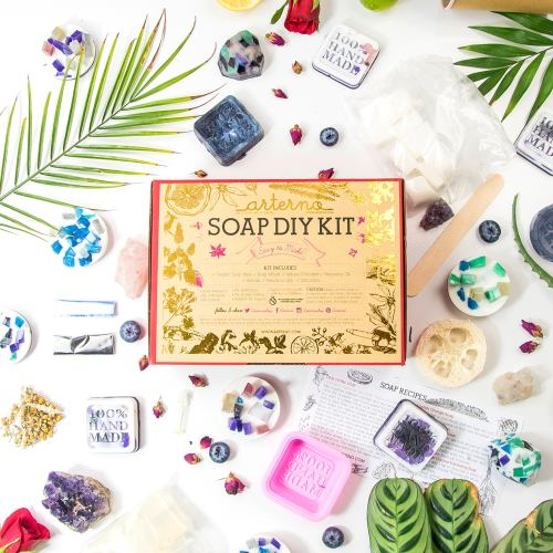 A DIY Organic Soap Kit