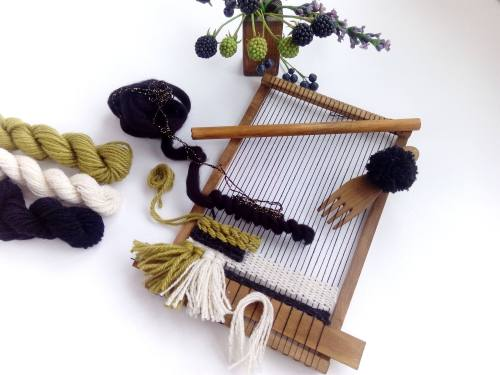 A Weaving Loom Kit.